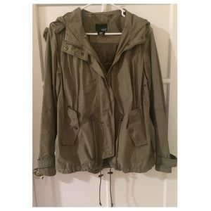 Army green jacket by a.n.a.